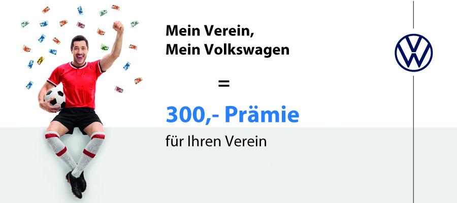 Mein Verein, Mein Volkswagen